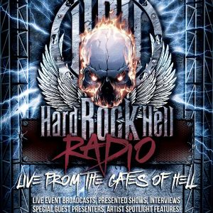 Hard Rock Hell Radio - Tobester's Greenroom - Week 4 - LIVE - 27th June 2017 - With Kane'd