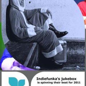 Indiefunka's show of 22 Dec 2011: best of 2011 pt