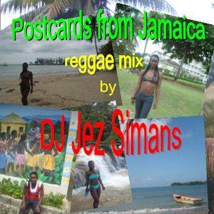 Postcards from Jamaica Reggae Mix