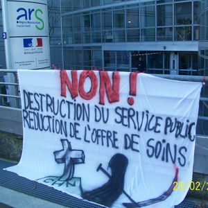 La Midinale de Sébastien Brossard - La CGT santé répond à nos question sur la loi Santé.