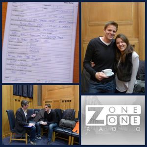 Matthew Layton - ZoneOneRadio Mixtape - Jake Humphrey