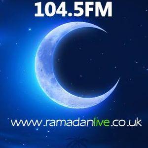 Idrees Drivetime 01 07 2015 - Ramadan Live
