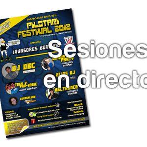Elias Dj @ Pilotari Festival 2012