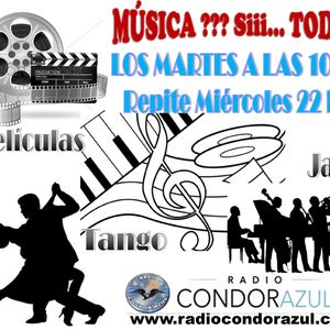 MUSICA SI TODA - Programa 42 - 06 de junio 2017