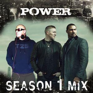 POWER season 1 mix
