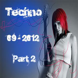 DJ-Arenion - Techno-09_2012_ part 2