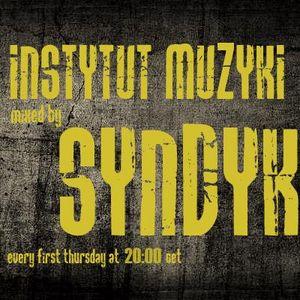 Syndyk - Instytut Muzyki 001 - Houseradio.pl