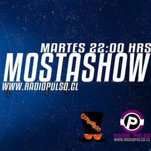 Agent Stereo @ Radio Pulso 'Mostashow' (Interview in spanish + dj set)
