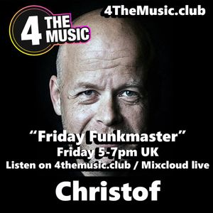 4 The Music Live Show - Funky Disco House