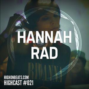 HIGHCAST #021 - Hannah Rad's NONSTOP DICTIONARY