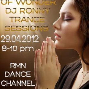 "DJ Ronny - Trance Sessions Special ""The End of Wonder"""