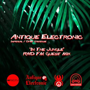 Antique Electronic - Jay Zer0 Show RWD.FM Guest Mix 2017