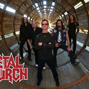 Mike Howe vocalist of Metal Church 2016