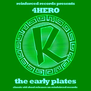 4Hero - The Early Plater - Megamix