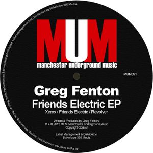 Greg Fenton June mix