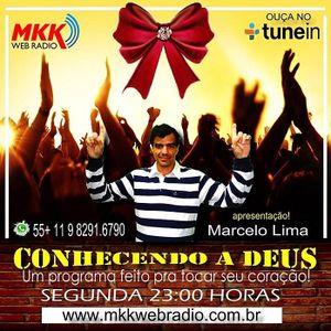 Programa Conhecendo a Deus 19/12/2016 Natal - Marcelo Lima