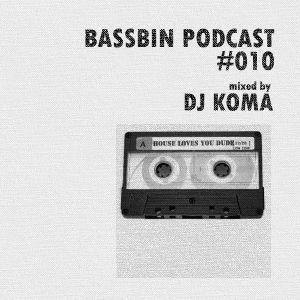 Bassbin Podcast #010 - DJ Koma aka Alex Dunaevsky