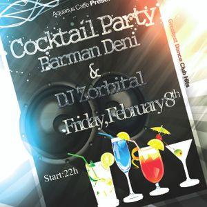 DJ Set @ Cafe Aquarius - Cocktail Party