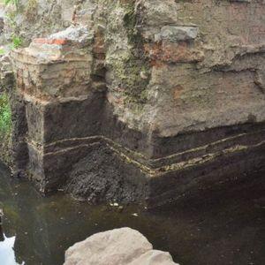 Hallazgo en inmediaciones de La Merced confirma ubicación del barrio prehispánico de Temazcaltitlán