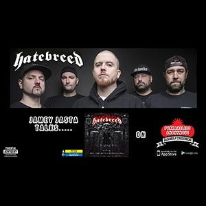 "Jamey Jasta talks about ""The Concrete Confessional"", gigs and life as a podcaster."