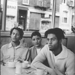 DJmix#4 - coolin' 90s hiphop & soul nu black lounge (nov2012)