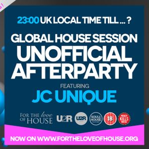 GHS UAP - For the love of house first live show - 23rd March 2016