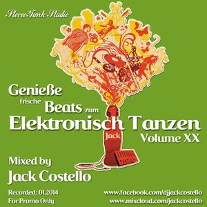 Jack Costello presents Elektronisch Tanzen XX