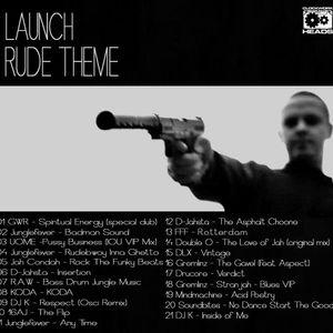 Launch - Rude Theme ( happy birthday jungle mix)