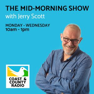 The Mid-Morning Show with Jerry Scott - Broadcast 09/10/17