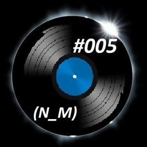 (N_M) #005 Techno Mix - DJ Newmoon (July 16 th 2019)