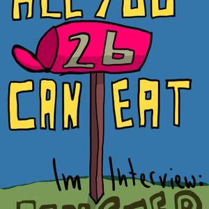 All You Can Eat #26 - Ein Interview mit Fenster