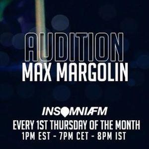 Max Margolin - Audition 016 July 2017