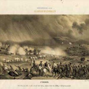 La Batalla del 5 de Mayo en Puebla, primera parte