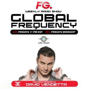 Global Frequency Radio: David Vendetta 10/11/13