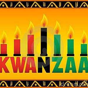 Area Boys Kwanza party!
