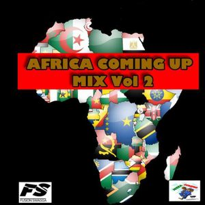 AFRICA COMING UP MIX VOL 2    2016