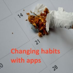 Change your habits with apps - Tech Thursday - 12 Jan 2015