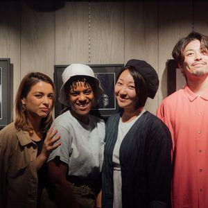 WW Kyoto: Sara Aiko with Kay Young, Masaki Tamura and Yukari BB from y gion // 08-07-2019