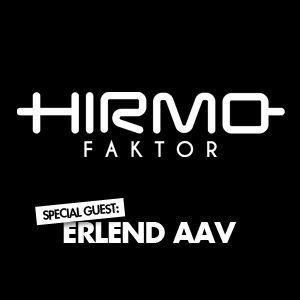 Hirmo Faktor @ Radio Sky Plus 04-11-2011 - special guest: Erlend Aav