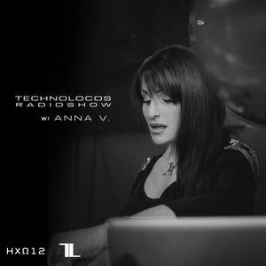 TECHNOLOCOS RADIOSHOW ΗΧΩ12 - GUEST: Anna V.