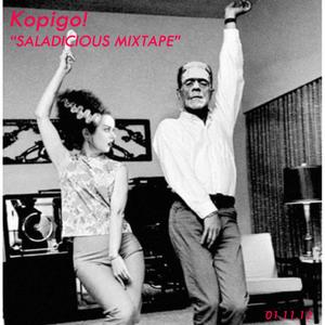 Saladicious Rojak Mixtape.