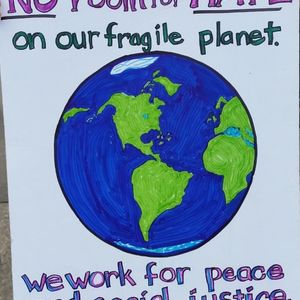 People's Climate March Bellingham