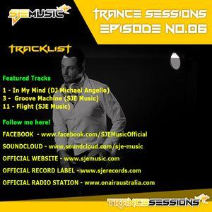 SJE Music Trance Sessions #6 (TS#6)