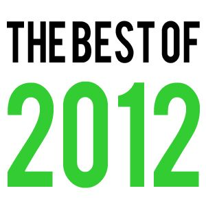 Best of 2012 BooM @ Mixed by Dj E-fin