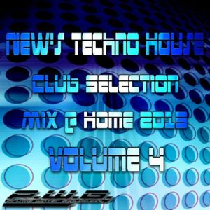 DJ P.W.B. - New Techno House Club Selection 2013 Mix Vol.4