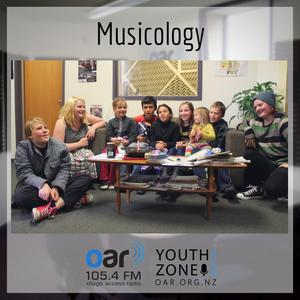 Musicology on Youth Zone - 29-12-2016 - Leonard Cohen