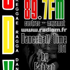émission du 22 juin 2012 - dancehall time 001 by fabkab