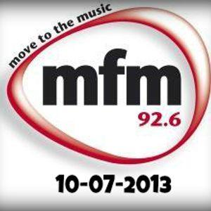 MFM 92.6 #MiddayMix (Radio Edit) [10-07-2013]