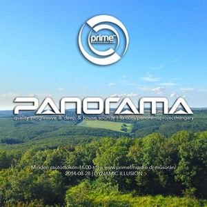 Panorama @ Prime FM 020 - Mixed By Dynamic Illusion | 20140828