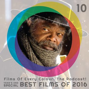 FOEC Podcast Ep. 10 – BEST FILMS OF 2016